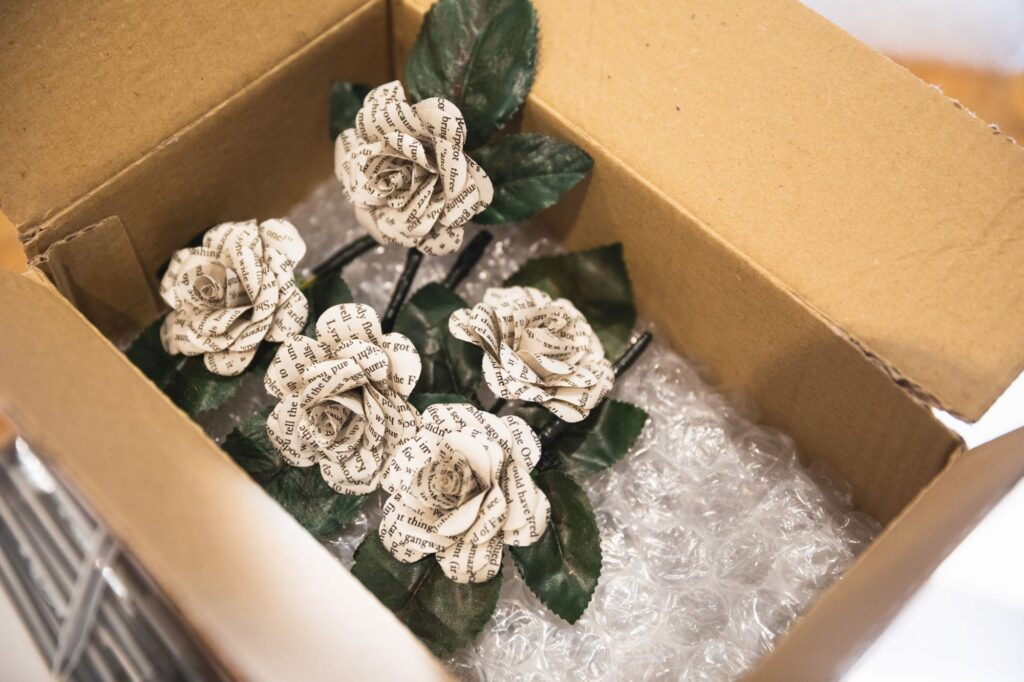 groomsmens button hole corsages groom prep caswell house venue oxfordshire wedding photographers
