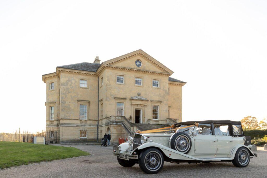 vintage bridal car danson park bexleyheath london oxfordshire wedding photography
