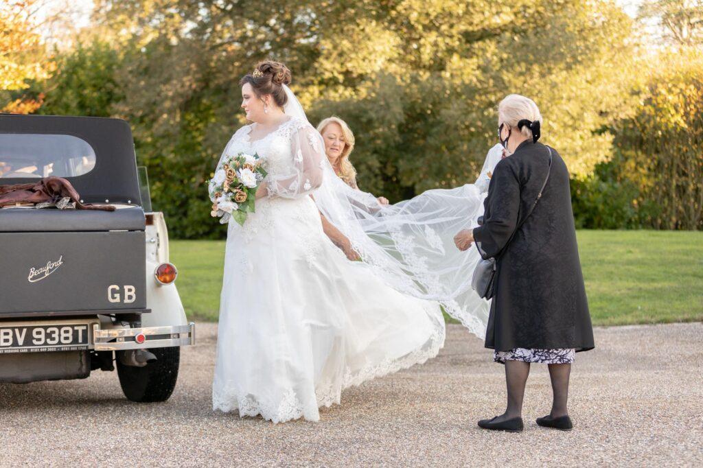 bridal veil adjusted danson park bexleyheath london oxford wedding photographer