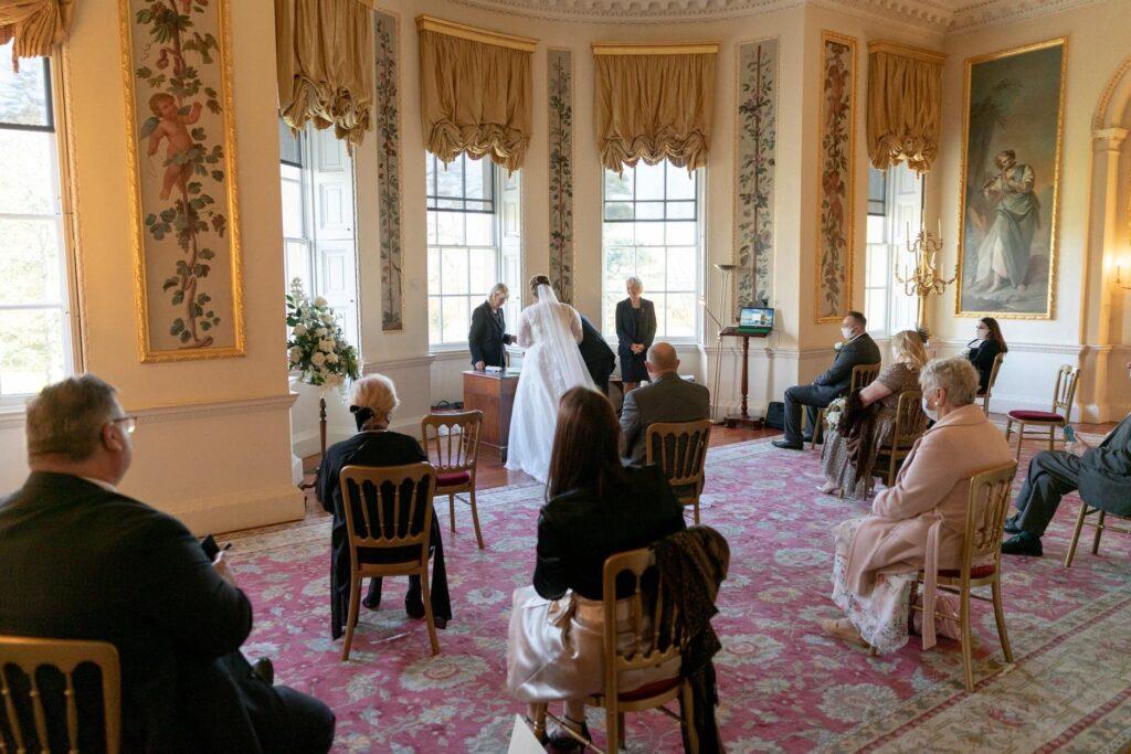 bride groom sign marriage register danson house bexleyheath oxford wedding photographers