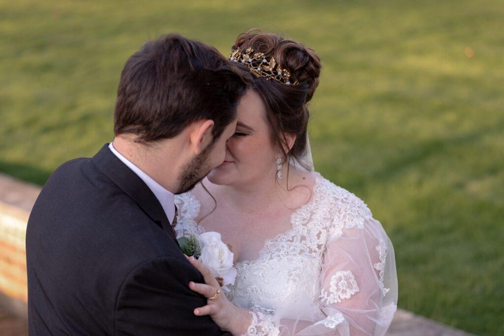 bride groom embrace danson house grounds bexleyheath london oxford wedding photographers