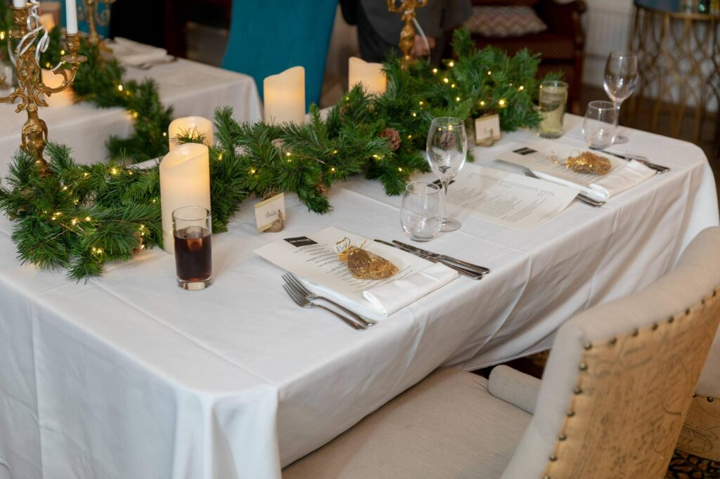 wedding breakfast table arrangements the manor at bickley bromley oxford wedding photographer