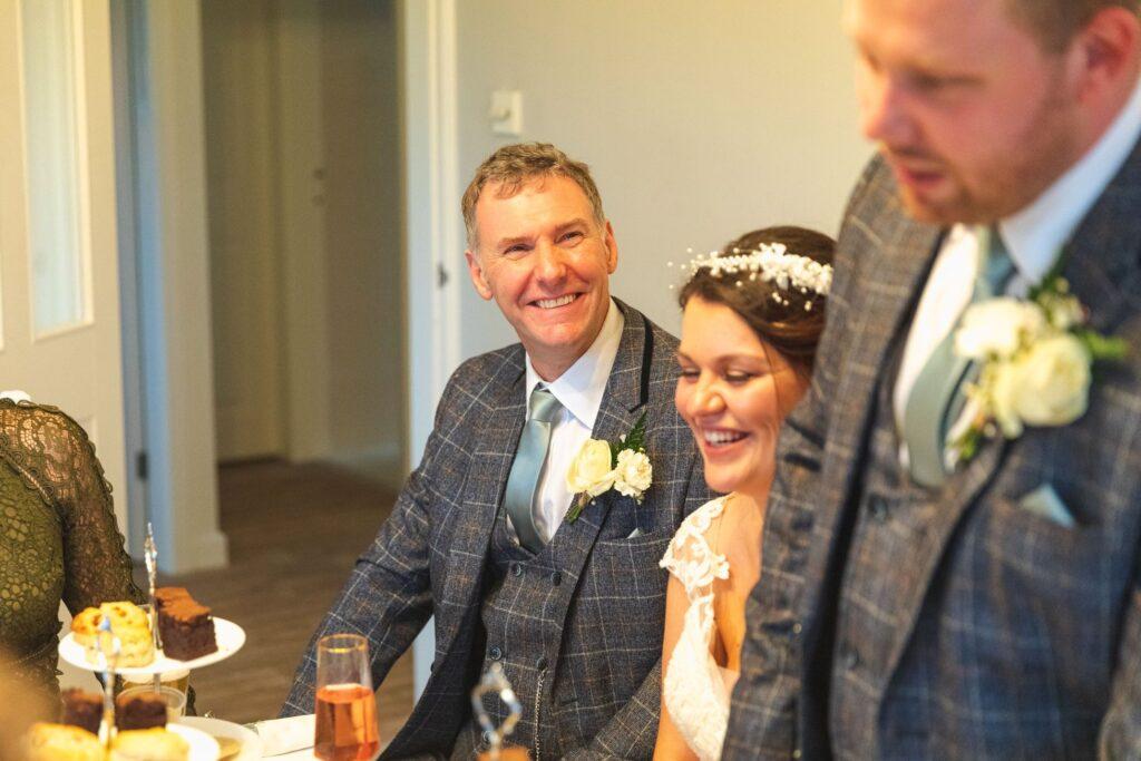 grooms speech west yorkshire wedding breakfast oxford wedding photographers