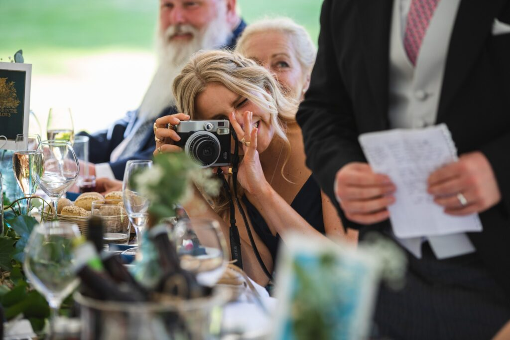 103 bridesmaid photographs grooms speech winkfield wedding breakfast berkshire oxford wedding photographers
