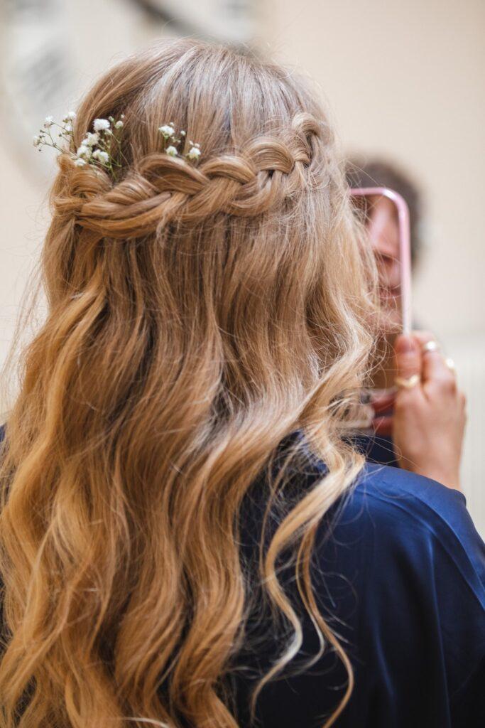 39 bridesmaids hair style bridal prep winkfield berkshire oxfordshire wedding photographers